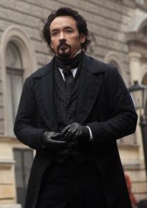 John Cusack sebagai Edgar Allan Poe